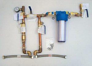 adoucisseur d'eau installation